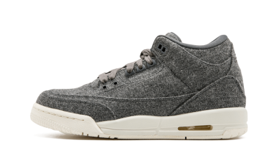 Air Jordan 3 Retro Wool BG