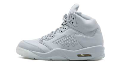 Air Jordan 5 Retro Prem Pure Platinum