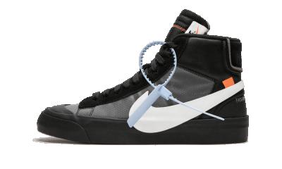 Nike Blazer Mid Off-White ''Grim Reaper''