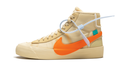 Nike Blazer Mid Off-White ''All Hallow's Eve''