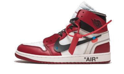 Air Jordan 1 Retro High Off-White Chicago ''The Ten''