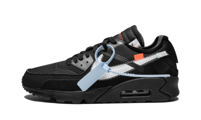 Nike Air Max 90 Off-White ''Black''