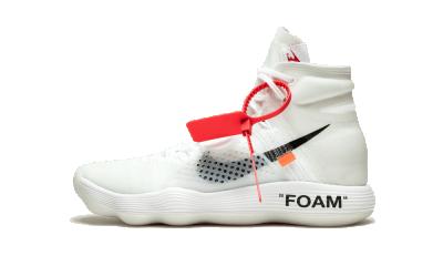 Nike React Hyperdunk 2017 Flyknit Off-White ''The Ten''