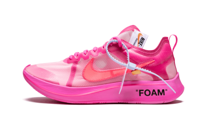 Nike Zoom Fly Off-White ''Pink''