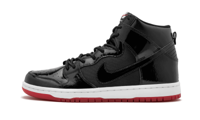 SB Zoom Dunk High TR QS Bred