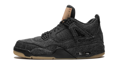 Air Jordan 4 Retro NRG Black Levis
