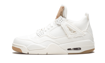 Air Jordan 4 Retro NRG White Denim