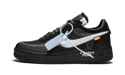 Nike Air Force 1 Low Off-White ''Black''