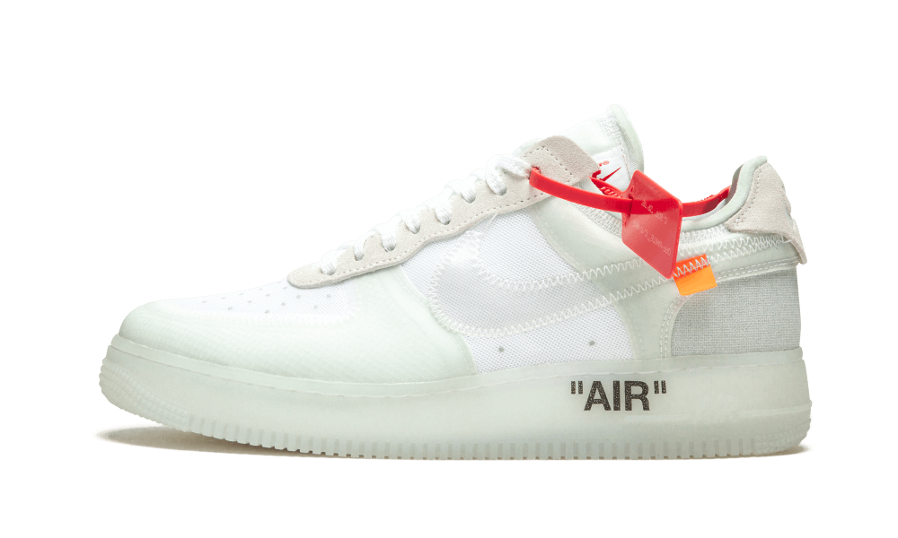 Nike Air Force 1 Low Off-White ''The Ten'' - AO4606-100 - Restocks
