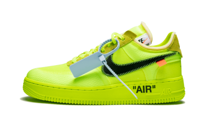 Nike Air Force 1 Low Off-White ''Volt''