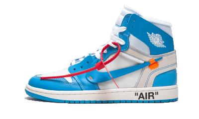 Air Jordan 1 x NRG - UNC
