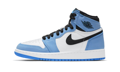 Air Jordan 1 Retro High OG University Blue (PS)