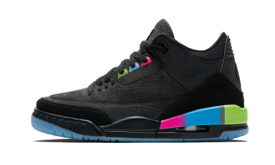Air Jordan 3 GS Quai54