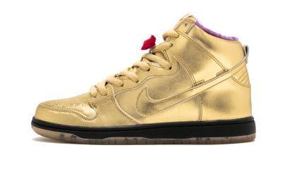 SB Dunk High QS