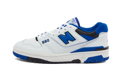 New Balance 550 White Blue