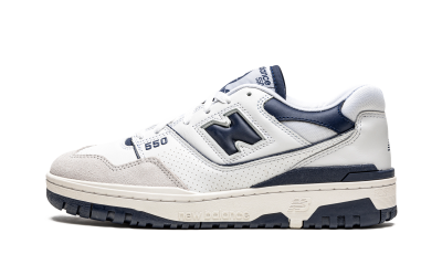 New Balance 550 White Navy