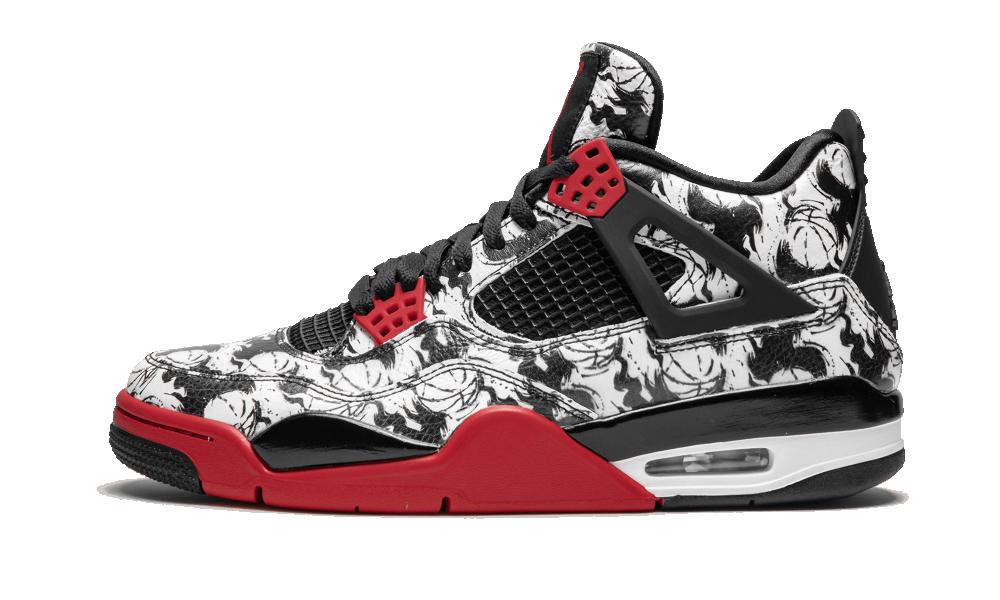 Air Jordan 4 Retro SNGL DY Singles Day