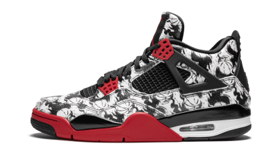 Air Jordan 4 Retro SNGL DY Singles Day/Tattoo