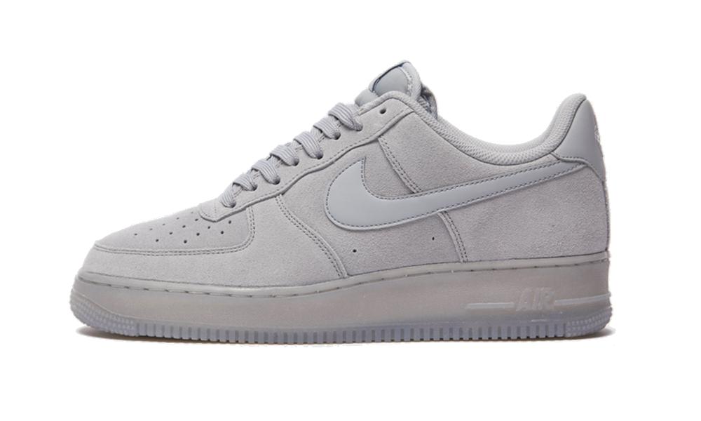Contratación Esmerado mezcla  Nike Air Force 1 '07 LV8 Grey Suede - BQ4329-001 - Restocks