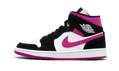 Air Jordan 1 Mid Magenta (W)