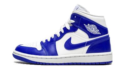 Air Jordan 1 Mid Kentucky Blue