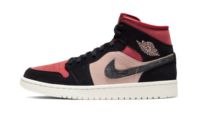Air Jordan 1 Mid 'Canyon Rust' (W)