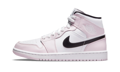 Air Jordan 1 Mid Barely Rose (W)