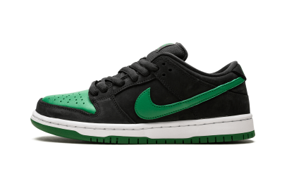 Nike SB Dunk Low Pro Black Pine Green