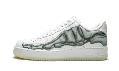 Nike Air Force 1 Low White Skeleton