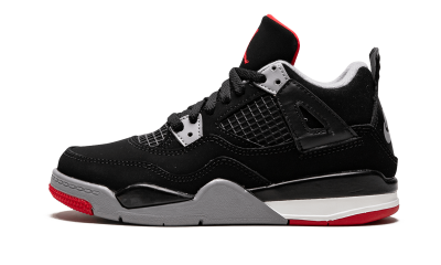 Jordan 4 Retro Bred 2019 (PS)