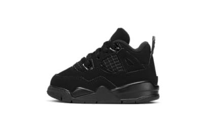 Jordan 4 Retro Black Cat 2020 (TD)