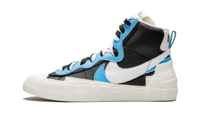 Nike Blazer Mid x sacai White Black Legend Blue