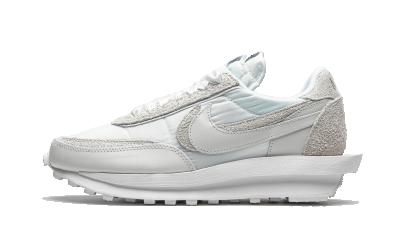 Nike LD Waffle Sacai White Nylon