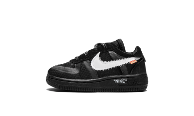 Nike Air Force 1 Low Off-White ''Black'' (TD)
