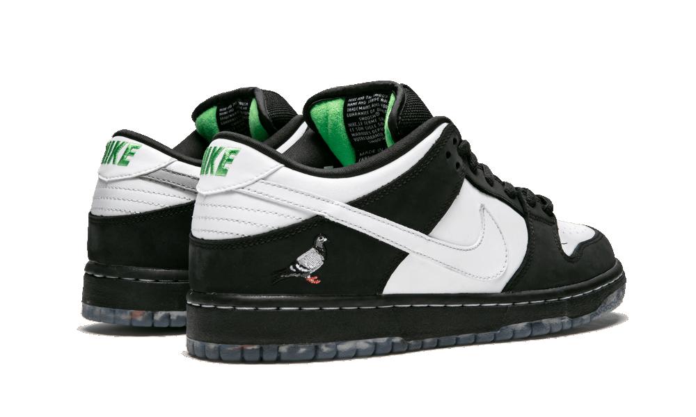 SB Dunk Low Pro OG QS Panda Pigeon