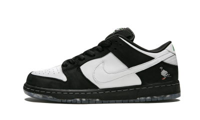 SB Dunk Low Pro OG QS Special Staple - Panda Pigeon - Special Box