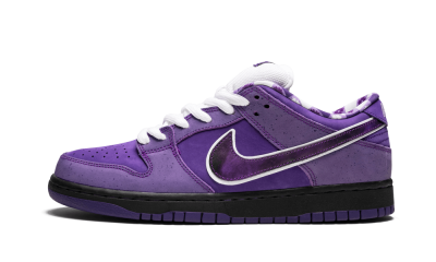 SB Dunk Low Pro OG QS Concepts/Purple Lobster