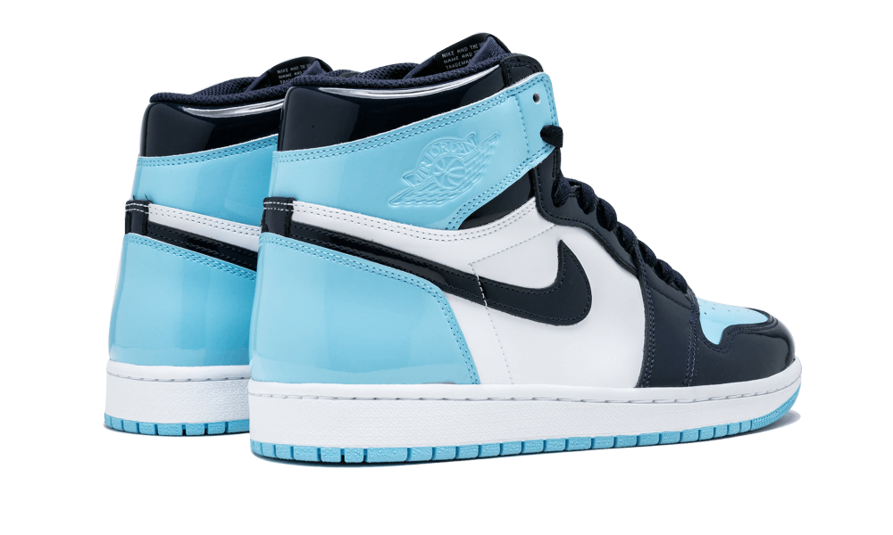 Air Jordan 1 Retro High UNC Patent en 2020 | Chaussure