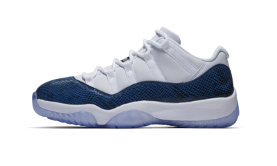 Air Jordan 11 Retro Low 'Le Snake'
