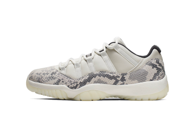 Air Jordan 11 Snake Light Bone (GS)