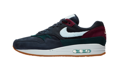 Air Max 1 Premium 'Dark Obsidian'