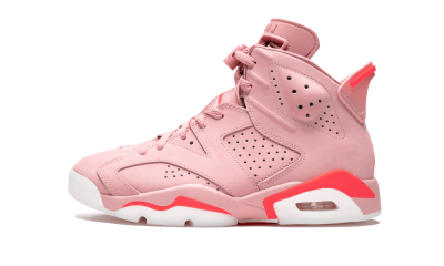 Aleali May X Air Jordan 6 'Rust Pink'
