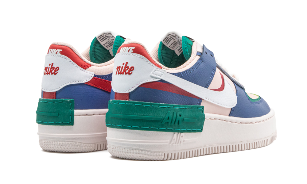 Air Force 1 Shadow Mystic Navy W Ci0919 400 Restocks The nike af1 shadow brings a playful look to the street, with double branding, an exaggerated midsole and grooved rubber outsole. restocks