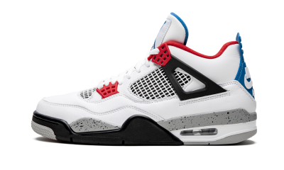 Jordan 4 Retro What The