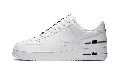 Nike Air Force 1 Low Double Air Low White Black