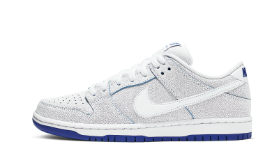 Nike SB Dunk Low Premium White Game Royal