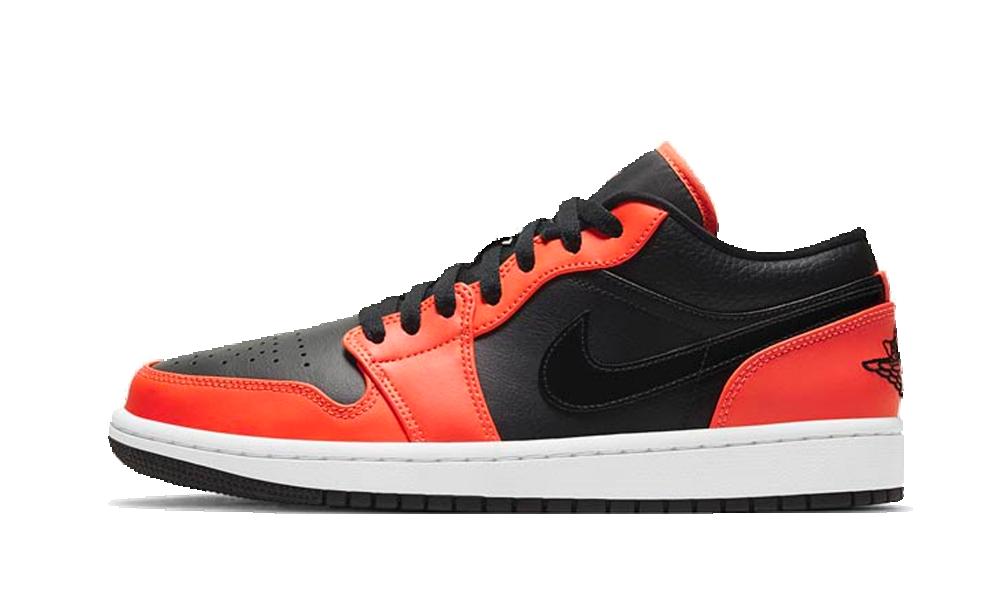Air Jordan 1 Low Orange Black SE - CK3022-008 - Restocks