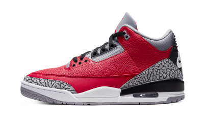 Jordan 3 Retro SE Fire Red