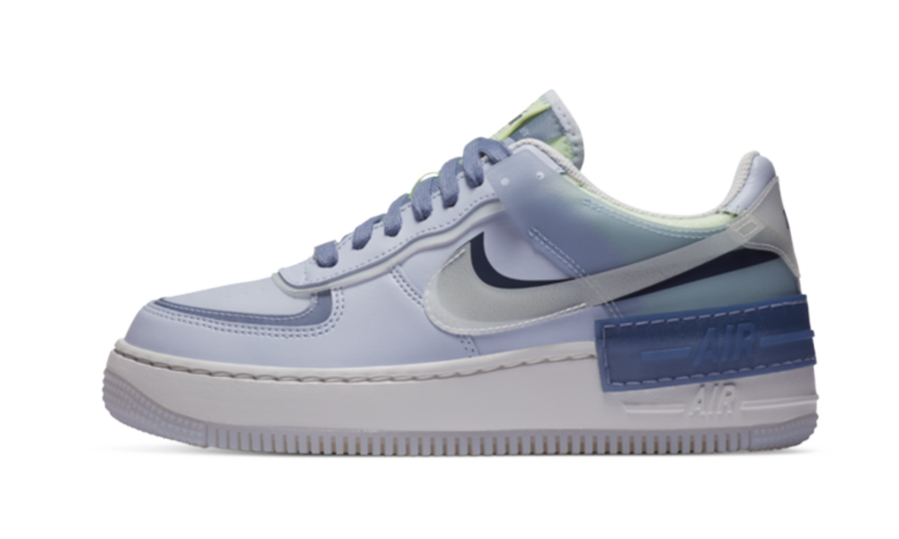 Nike Air Force 1 Shadow World Indigo Ck6561 001 Restocks Layered pieces add rich texture. nike air force 1 shadow world indigo