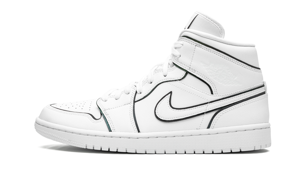 air jordan 1 mid reflective